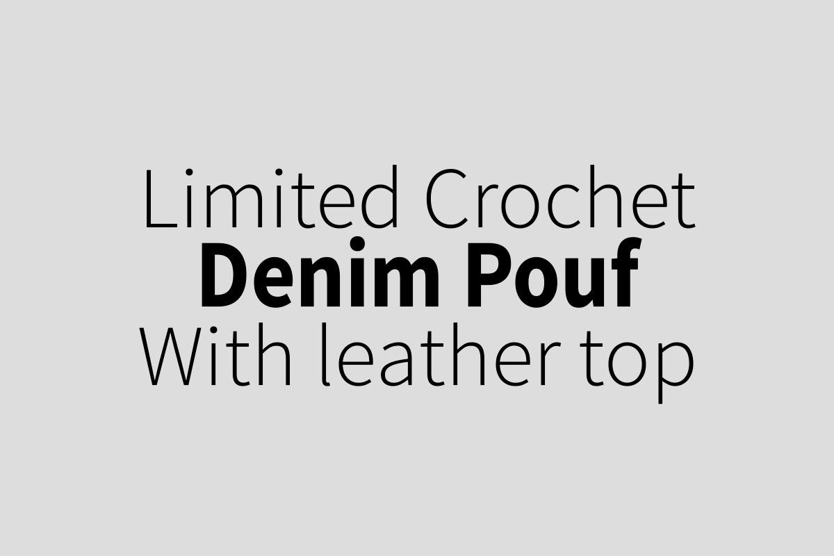tekst.puf.leather